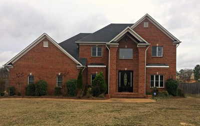 Single Family Home For Sale: 2115 West Wellsgate Drive
