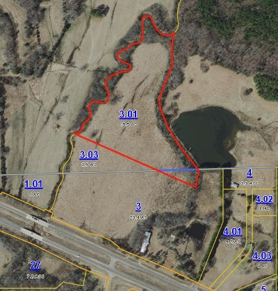 Oxford Residential Lots & Land For Sale: Highway 6 East