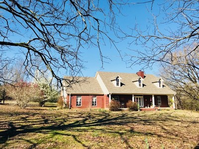 Oxford Single Family Home For Sale: 228 Cr 162