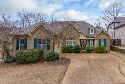 Oxford Single Family Home For Sale: 22002 Halliburton Cove