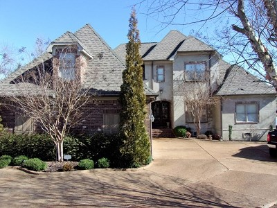 Oxford Single Family Home For Sale: 8010 Lake Cove