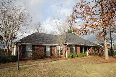 Oxford Single Family Home For Sale: 306 Tanner Dr