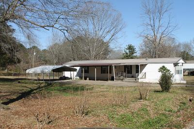 Water Valley MS Single Family Home For Sale: $42,500