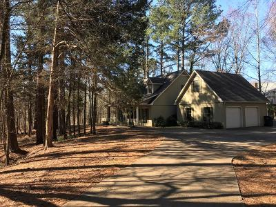 Oxford Single Family Home For Sale: 802 Royal Oaks Drive