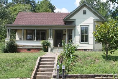 Water Valley MS Multi Family Home For Sale: $76,900
