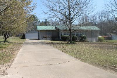 Water Valley MS Single Family Home For Sale: $68,500