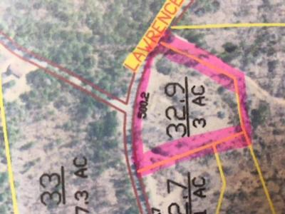Bruce, Calhoun City, Derma, Abbeville, Banner, Batesville, Como, Taylor, Courtland, Crenshaw, Pope, Sardis, Charleston, Coffeeville, Oakland Residential Lots & Land For Sale: 00 Lawrence Bros Rd