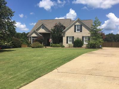 Oxford Single Family Home For Sale: 128 Northpointe Drive