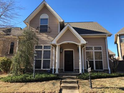 Oxford Single Family Home For Sale: 109 Fallsgrove