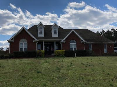 Oxford Single Family Home For Sale: 505 Rock Springs Dr