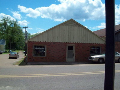 Water Valley Commercial For Sale: 104 Blackmur Drive
