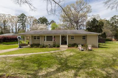 Oxford Single Family Home For Sale: 203 Bramlett Blvd