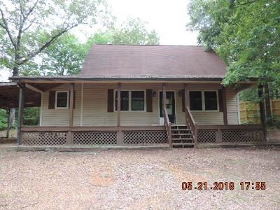 Bruce, Calhoun City, Derma, Abbeville, Banner, Batesville, Como, Taylor, Courtland, Crenshaw, Pope, Sardis, Charleston, Coffeeville, Oakland Single Family Home For Sale: 866 Roberson