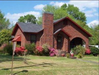 Yalobusha County Single Family Home For Sale: 210 Dupuy