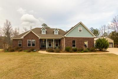 Oxford Single Family Home For Sale: 851 Hwy 30e