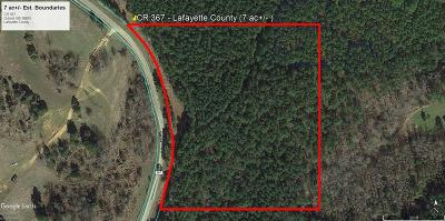 Oxford Residential Lots & Land For Sale: Cr 367