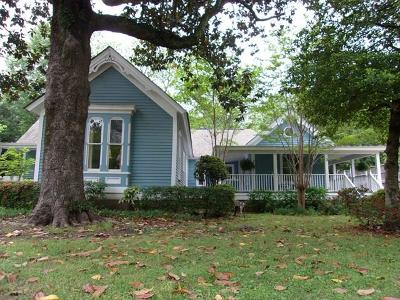 Oxford Single Family Home For Sale: 1206 South 11th