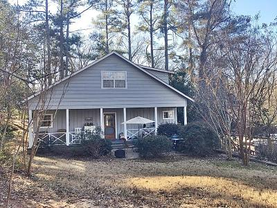 Oxford Single Family Home For Sale: 320 Country Club Road