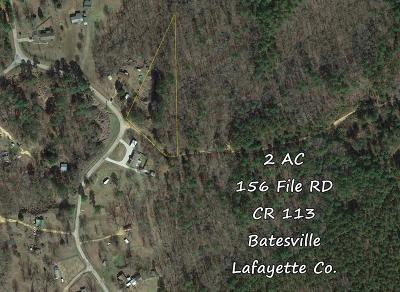 Lafayette County Residential Lots & Land For Sale