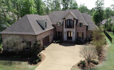 Oxford Single Family Home For Sale: 18007 Countrywood Cove