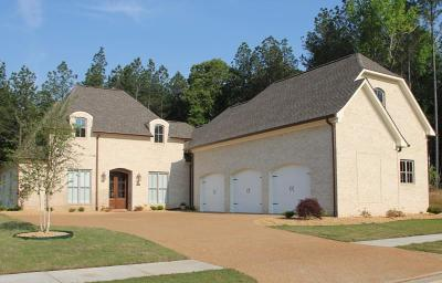 Oxford Single Family Home For Sale: 404 Allen Cove