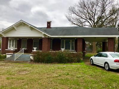 Coffeeville Single Family Home For Sale: 16976 Oklahoma St