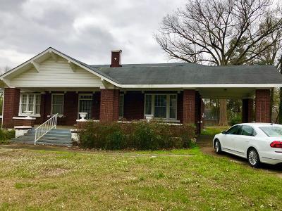 Yalobusha County Single Family Home For Sale: 16976 Oklahoma St
