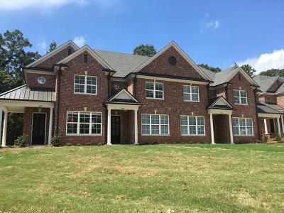 Oxford Single Family Home For Sale: 4175 Fieldstone Loop