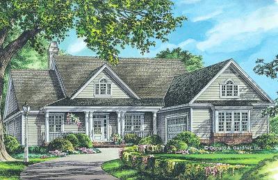 Oxford Single Family Home For Sale: 1819 Atlanta Avenue
