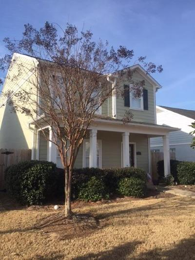 Oxford Single Family Home For Sale: 415 Anchorage