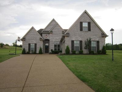 Bruce, Calhoun City, Derma, Abbeville, Banner, Batesville, Como, Taylor, Courtland, Crenshaw, Pope, Sardis, Charleston, Coffeeville, Oakland Single Family Home For Sale: 111 London Cove