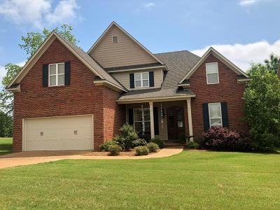 Oxford Single Family Home For Sale: 6248 Charleston Court