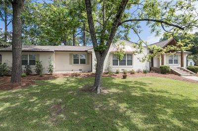 Oxford Single Family Home For Sale: 601 Sage Cove