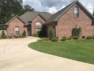 Oxford Single Family Home For Sale: 1706 Rhett's Drive