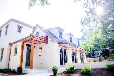 Oxford Single Family Home For Sale: 1740 Jackson Avenue East Bldg. 3 Lower