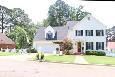 Oxford Single Family Home For Sale: 602 Sage Cove