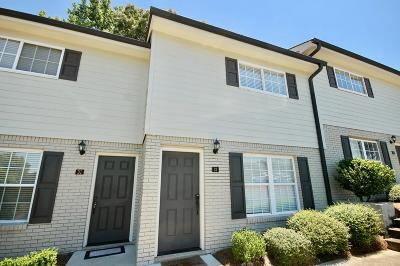 Single Family Home For Sale: 1802 Jackson Ave. W #32