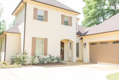 Oxford Single Family Home For Sale: 805 Tuscan Ridge Drive