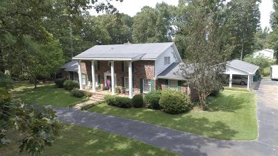 Water Valley MS Single Family Home For Sale: $339,000