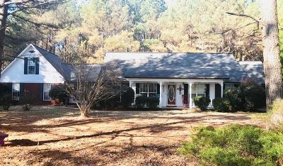 Water Valley Single Family Home For Sale: 922 Hwy 7 S (Lafayette County)