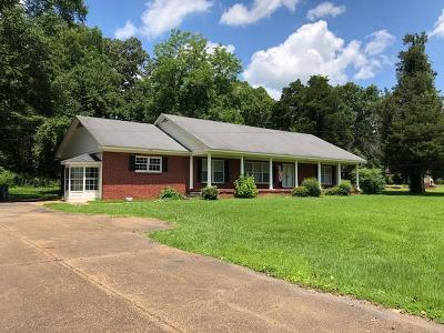 Yalobusha County Single Family Home For Sale: 17207 Okahoma