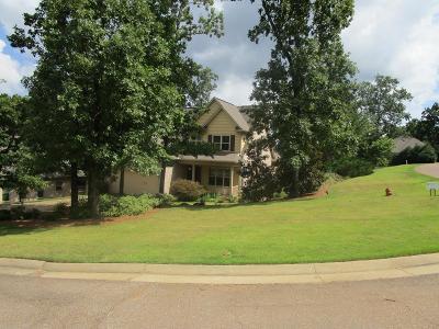 Oxford Single Family Home For Sale: 9000 Bristol Cove