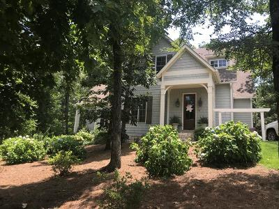 Oxford Single Family Home For Sale: 147 Oxmoor Ridge