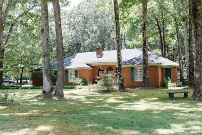 Oxford Single Family Home For Sale: 511 Woodland Hills Drive