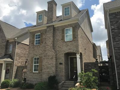 Oxford Single Family Home For Sale: 2409 Holcomb