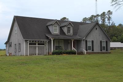 Yalobusha County Single Family Home For Sale: 2700 Cr 216