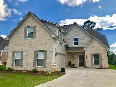Lafayette County Single Family Home For Sale: 1609 Rhett's Drive
