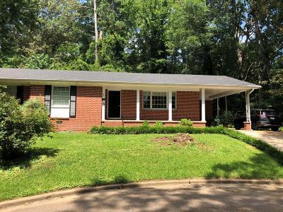 Lafayette County Single Family Home For Sale: 223 Warren