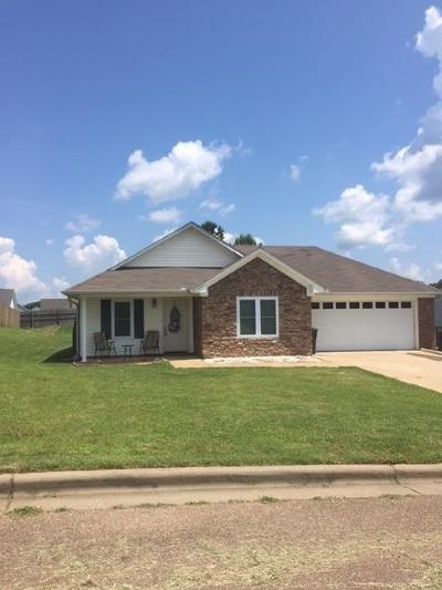 Lafayette County Single Family Home For Sale: 123 Eagle Pointe Loop