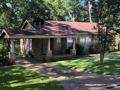 Water Valley MS Single Family Home For Sale: $69,900
